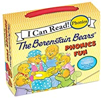 The Berenstain Bears 12-Book Phonics Fun!: Includes 12 Mini-Books Featuring Short and Long Vowel Sounds (My First I Can Read)