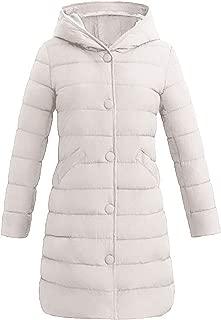 Winter Coat Women Autumn Winter Jacket Slim Down Jacket Thick Hooded Warm Long Outerwear