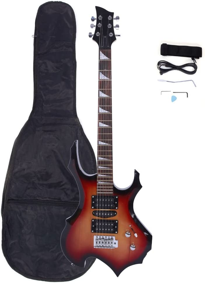 Electric Guitar Kit Bundle NEW - Sta Indefinitely Beginner