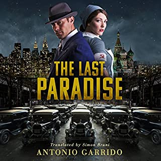 The Last Paradise cover art