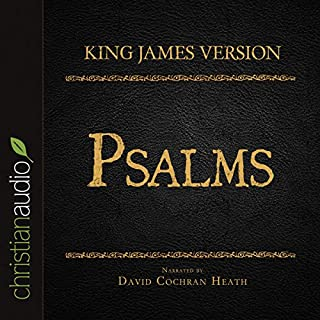 Holy Bible in Audio - King James Version: Psalms audiobook cover art