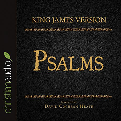 Holy Bible in Audio - King James Version: Psalms cover art