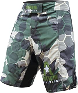 Anthem Athletics Resilience MMA Shorts - 20+ Styles - Fight Shorts, BJJ, Muay Thai, WOD, Cross-Training, OCR