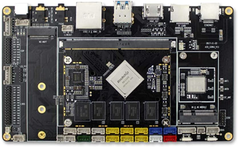 Firefly AIO-3399J development board with Cheap mail order shopping 4GB and 16GB DDR b eMMC Translated