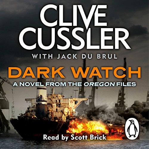 Dark Watch: Oregon Files, Book 3