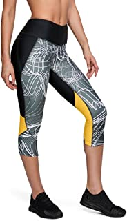 Under Armour UA Armour Fly Fast Printed XS Black