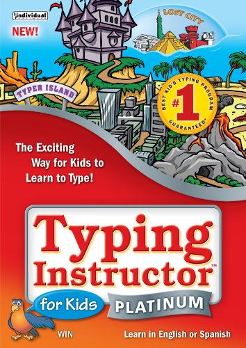 Typing Instructor for Kids Platinum 5 - Windows [PC Download]