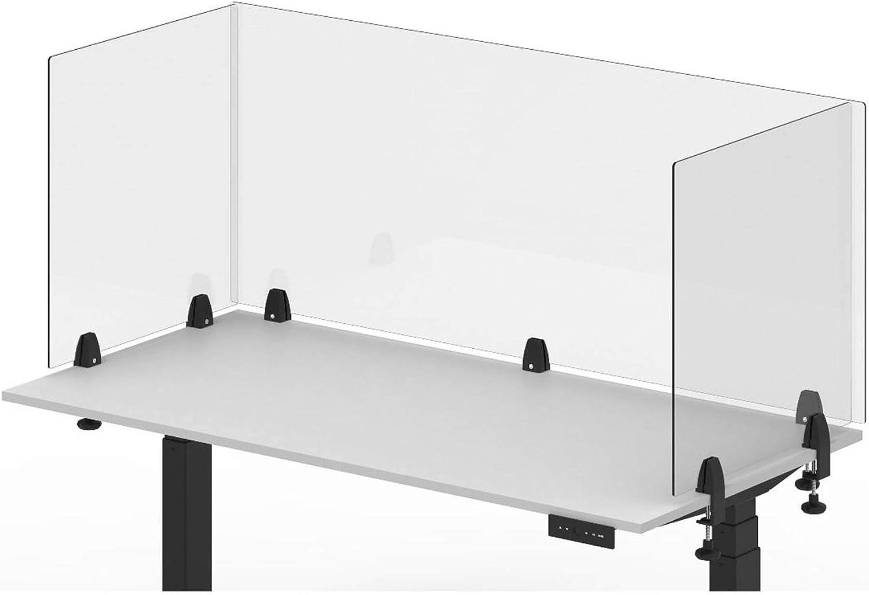 Offex Desktop OFFicial site Panel Protective Choice Acrylic Shield Guard Sneeze De