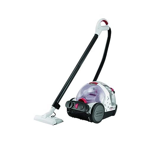 BISSELL HydroClean ProHeat Complete Limpiadora 3 en 1, Aspirador para suelos duros, Limpiadora de
