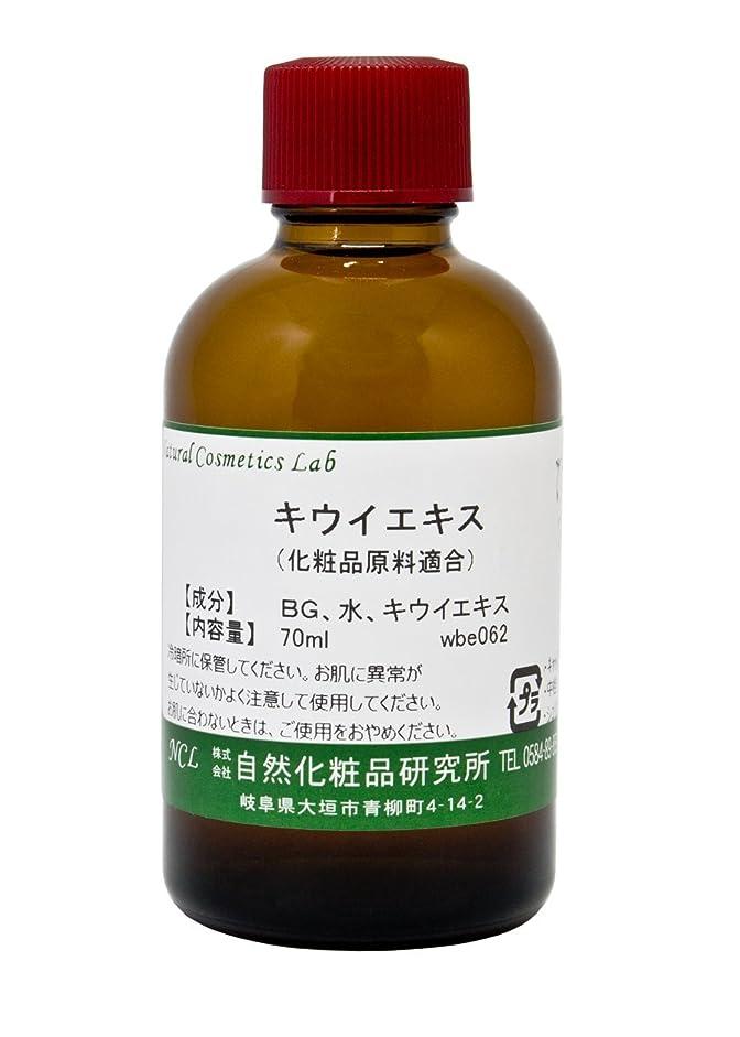 ハンバーガーテキスト殺人キウイエキス 70ml 【手作り化粧品原料】