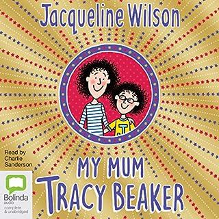 My Mum, Tracy Beaker cover art