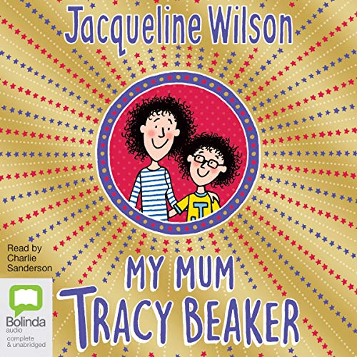 My Mum, Tracy Beaker audiobook cover art