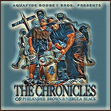 The Chronicles of Philander Brown & Nebula Black