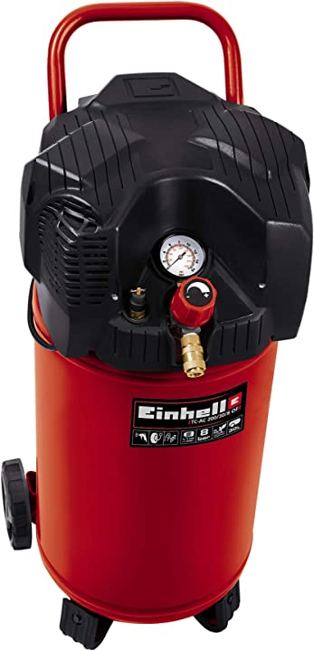 Compressore d`aria einhell 40.103.94 th-ac 200/30 4010394