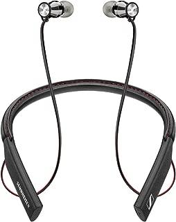ゼンハイザー MOMENTUM In-Ear Wireless カナル型ワイヤレスイヤホン NFC・Bluetooth対応/aptX/ネックバンド式 ブラック M2 IEBT BLACK【国内正規品】