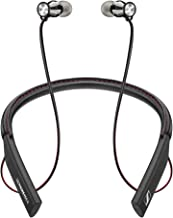 Sennheiser HD1 In-Ear Wireless Headphones, Bluetooth 4.1 with Qualcomm Apt-X and AAC, NFC one touch pairing, 10 hour batte...