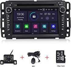 Android 10.0 Car Stereo 7 inch 2G RAM Car Radio for GMC Chevy Silverado Radio IPS DSP Touch Screen PX30 Car Multimedia Nav...