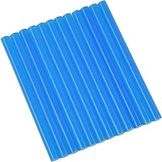 GlueSticksDirect Translucent Blue Colored Glue Sticks Mini X 4