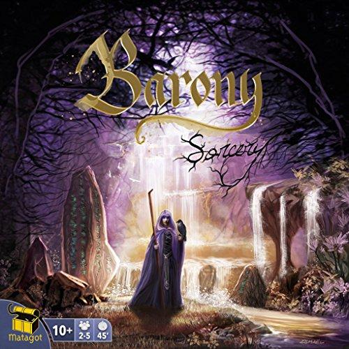 Matagot SAS SBAR2 - Barony: Sorcery [Expansion]