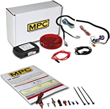 MPC Factory Remote Activated Remote Start Kit for 2018 Ram 1500 - Tip-Key - Includes T-Harness & Bypass - FlashLink Updater