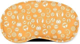 Avengers Infinity War Superhero Inspired Orange - Sleeping Mask - Sleeping Mask