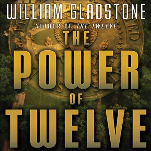 The Power of Twelve audiobook cover art