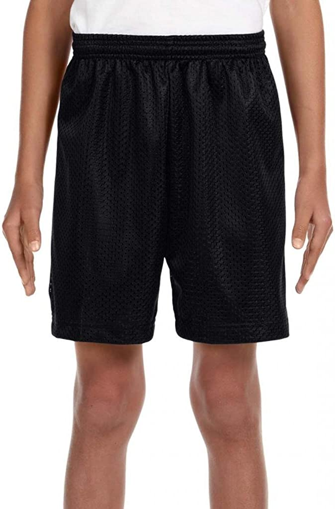 55% OFF A4 Oklahoma City Mall Tricot-Lined 6 Mesh Shorts NB5301
