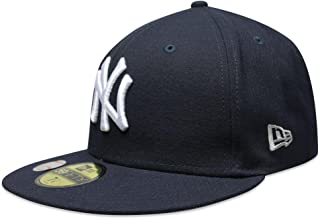New York Yankees 59FIFTY Champions Navy Hat with World Series Side Patch (7 5/8)