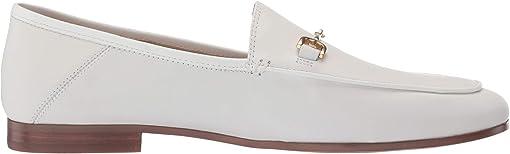 Bright White Modena Calf Leather 2