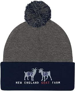 Best tom brady knit hat pom pom Reviews