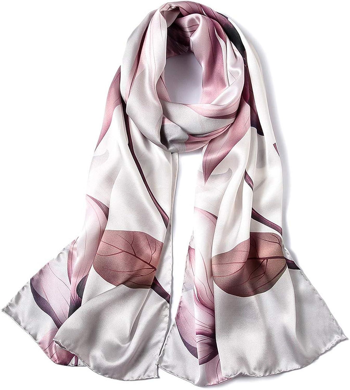 CEFULTY Summer Lightweight Flower Print Shawl Scarf Seaside Ethnic Wind Tourism Shade Ladies Designer Red Beach Towel (color   Purple, Size   175cm52cm)