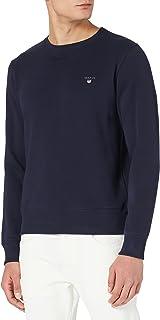 GANT Men's Original C-Neck Sweat Sweatshirt