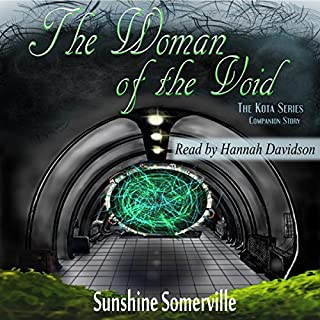 The Woman of the Void audiobook cover art