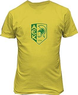 AEK Larnakas Larnaca Cyprus Soccer Football t Shirt