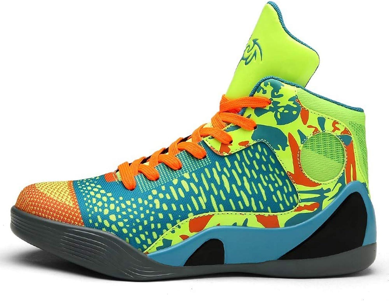 IDNG Basketballschuhe Frauen Mnner Basketball Schuhe Turnschuhe Herren Atmungsaktive Luftpolster Mnnliche Schuhe