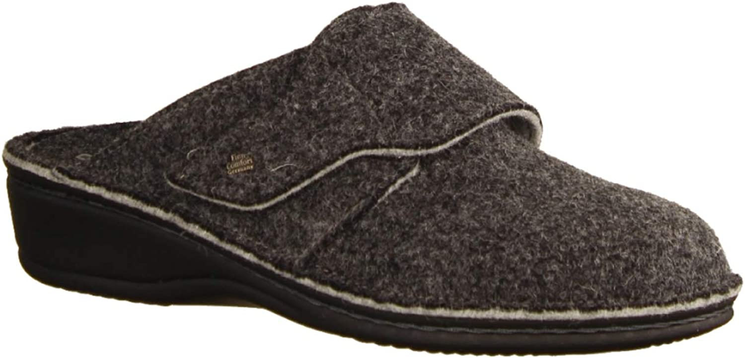Finn Comfort Men's 6550-482168 Slippers Grey Grey