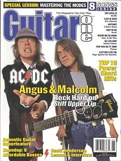 Guitar One Magazine (June 2000)