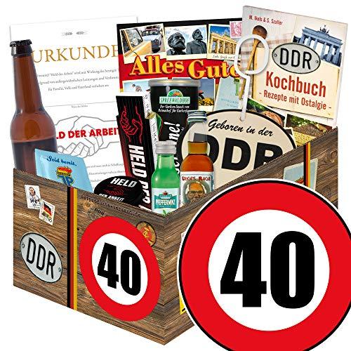 Männer Paket / Männer Box / Geburtstag 40 / Geschenkideen Männer