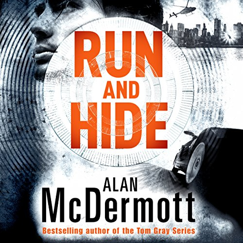 Run and Hide audiobook cover art