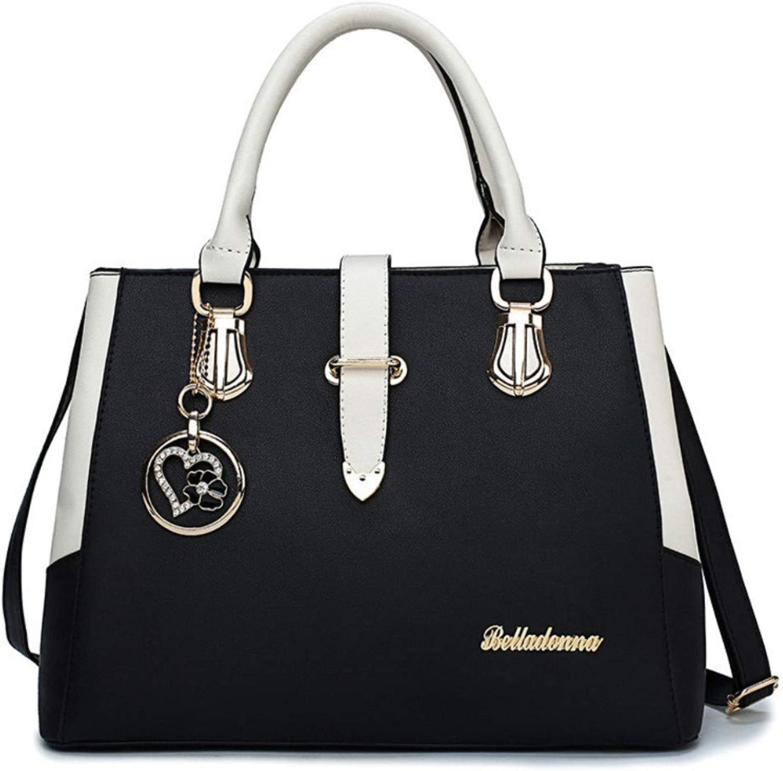 Mzdpp Neue Mode Große Kapazität Frauen Tasche Tasche Tasche Quaste Anhänger Damen Schultertasche Handtasche B07P2LH7QX  Neuartiges Design 86f474