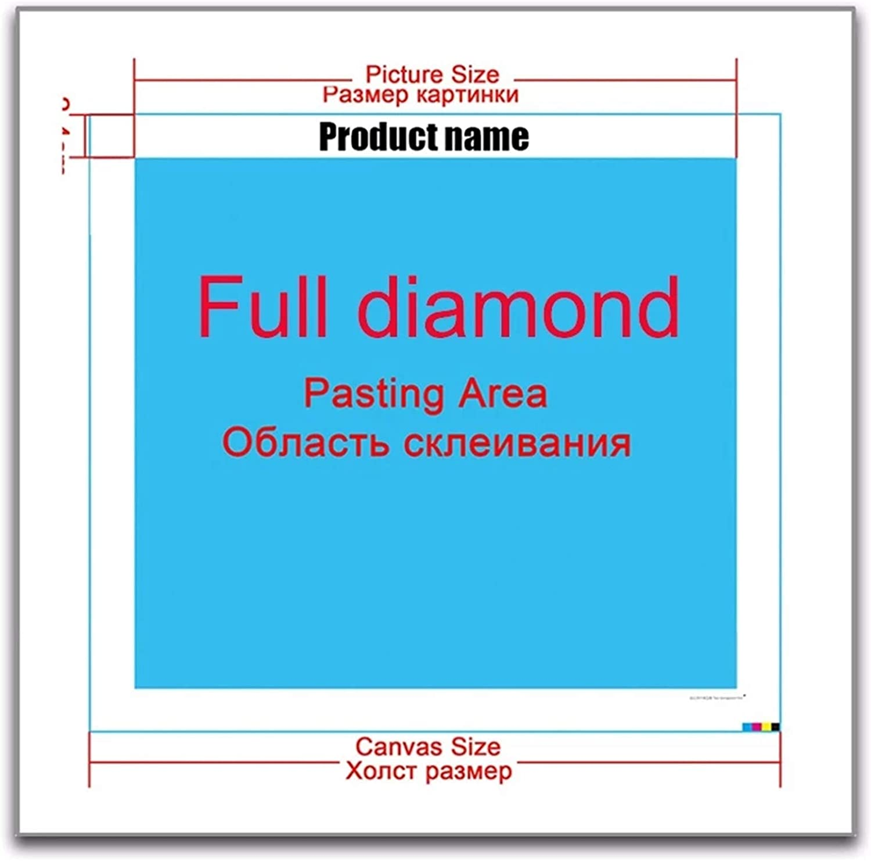 12x24in Fai da te Pittura diamante 5D Grande Trapano Completo fiore di papavero Diamond painting Kits Adulti bambini cristallo Strass Ricamo Punto Croce Arte Artigianato decorazione da parete 30x60cm