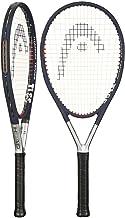 HEAD Ti. S5 CZ Tennis Racket - Pre-Strung Head Heavy Balance 27.5 Inch Racquet