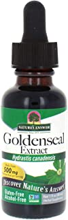 Nature's Answer Alcohol-Free Goldenseal Root, 1-Fluid Ounce