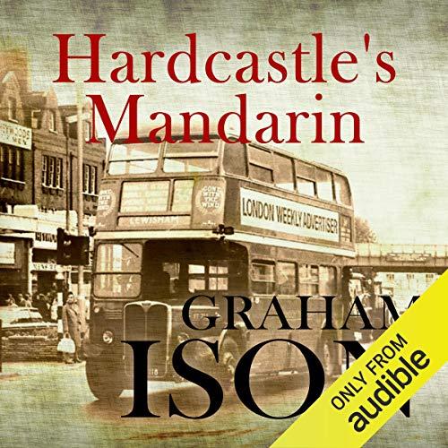 Hardcastle's Mandarin audiobook cover art