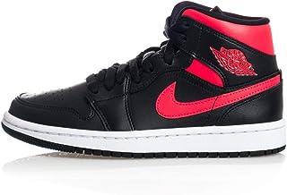 Nike Dames Wmns Air Jordan 1 Mid Basketbalschoen