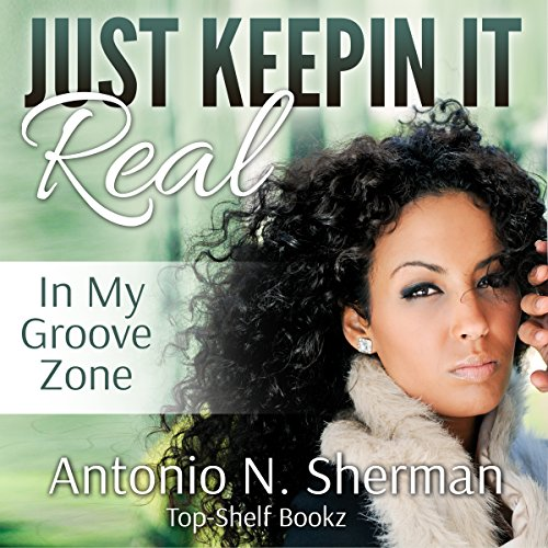 Just Keepin It Real audiobook cover art
