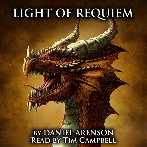 Page de couverture de Light of Requiem