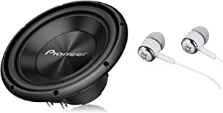Pioneer TS-A300D4 12 Inch 1500 Watts Max Power Dual 4-Ohm Voice Coil A Series Car Audio Stereo Subwoofer Loudspeakers / Fr... photo