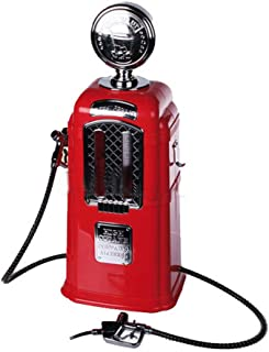 eSmart Gas Station Bar Butler King Size Pump Double Gun Liquor Beverage Cocktail Dispenser (Red)