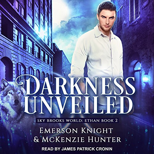 Darkness Unveiled audiobook cover art